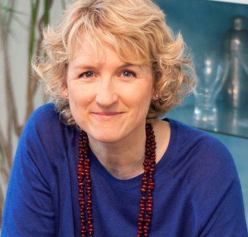 Insegnante di lingua inglese insegnante Helen Sandford
