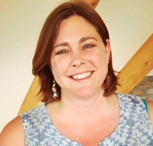 Insegnante di lingue inglese insegnante Marike C