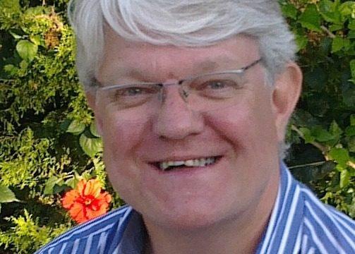 Insegnante di lingua inglese insegnante Rod Murdison