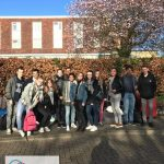 Summer school English Language Homestays Belgium students