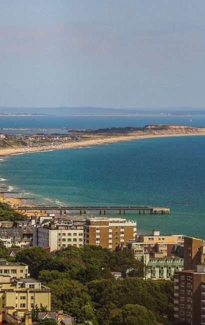 English Language Homestays location Bournemouth