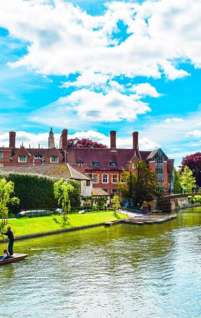 English Language Homestays locazione Cambridge
