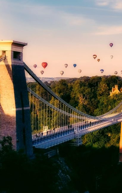 English Language Homestays location Bristol