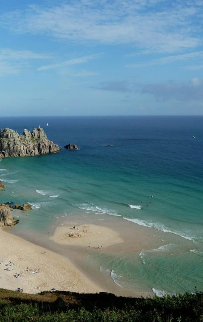 English Language Homestays location Cornwall
