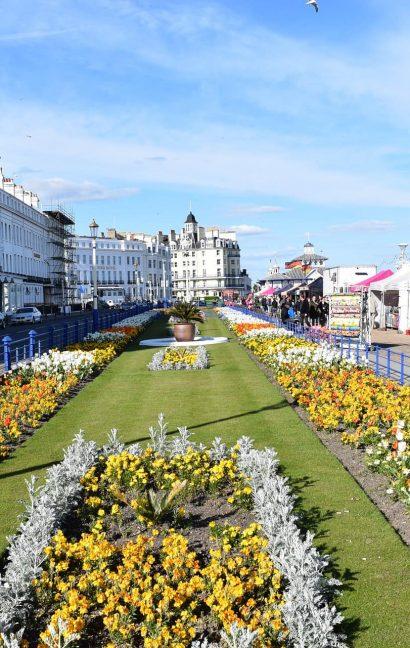 Localizzazione della lingua inglese a Eastbourne