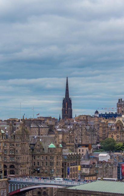 English Language Homestays posizione Edinburgh Homestay