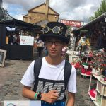 Summer school English Language Homestays student in Harry Potter Park London