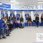 Summer school English Language Homestays students in AMEX