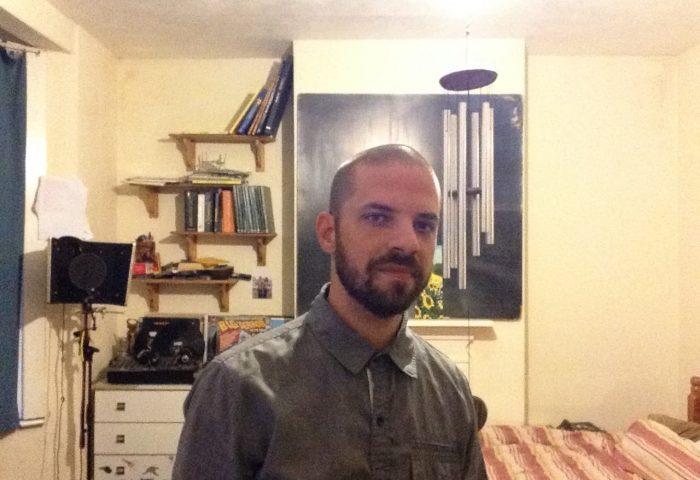 Insegnante di inglese Jon Clark
