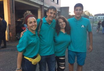 Diary of an Italian activity leader and a English homestay student Andrea Ferraris