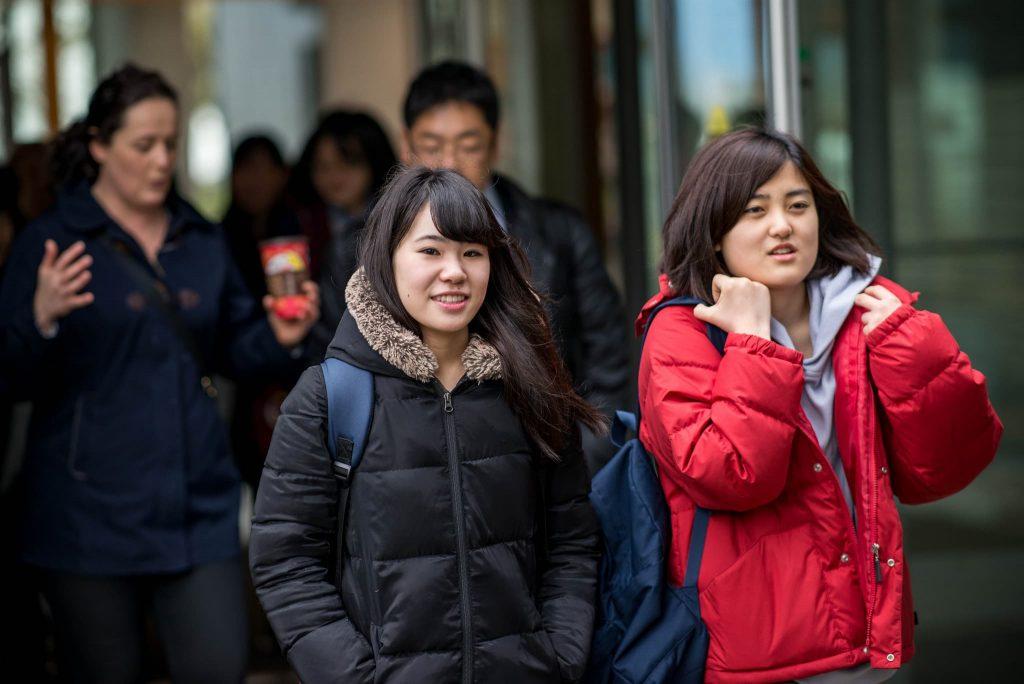 Homestay lezioni individuali per studenti giapponesi