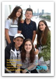 Full English Language Homestays Brochure-2018, English course brochure