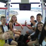 Summer School Excursions - London Emirates Cable car