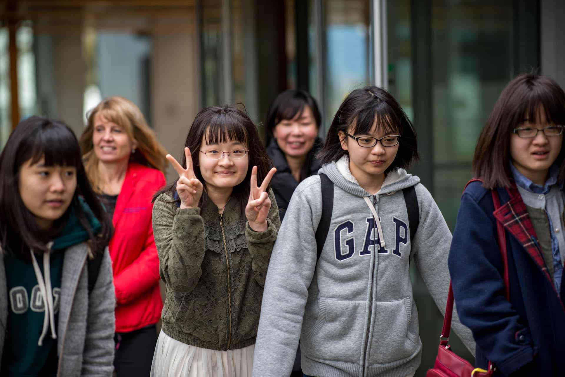 Top tips for teaching English to Japanese students whilst they are in the UK