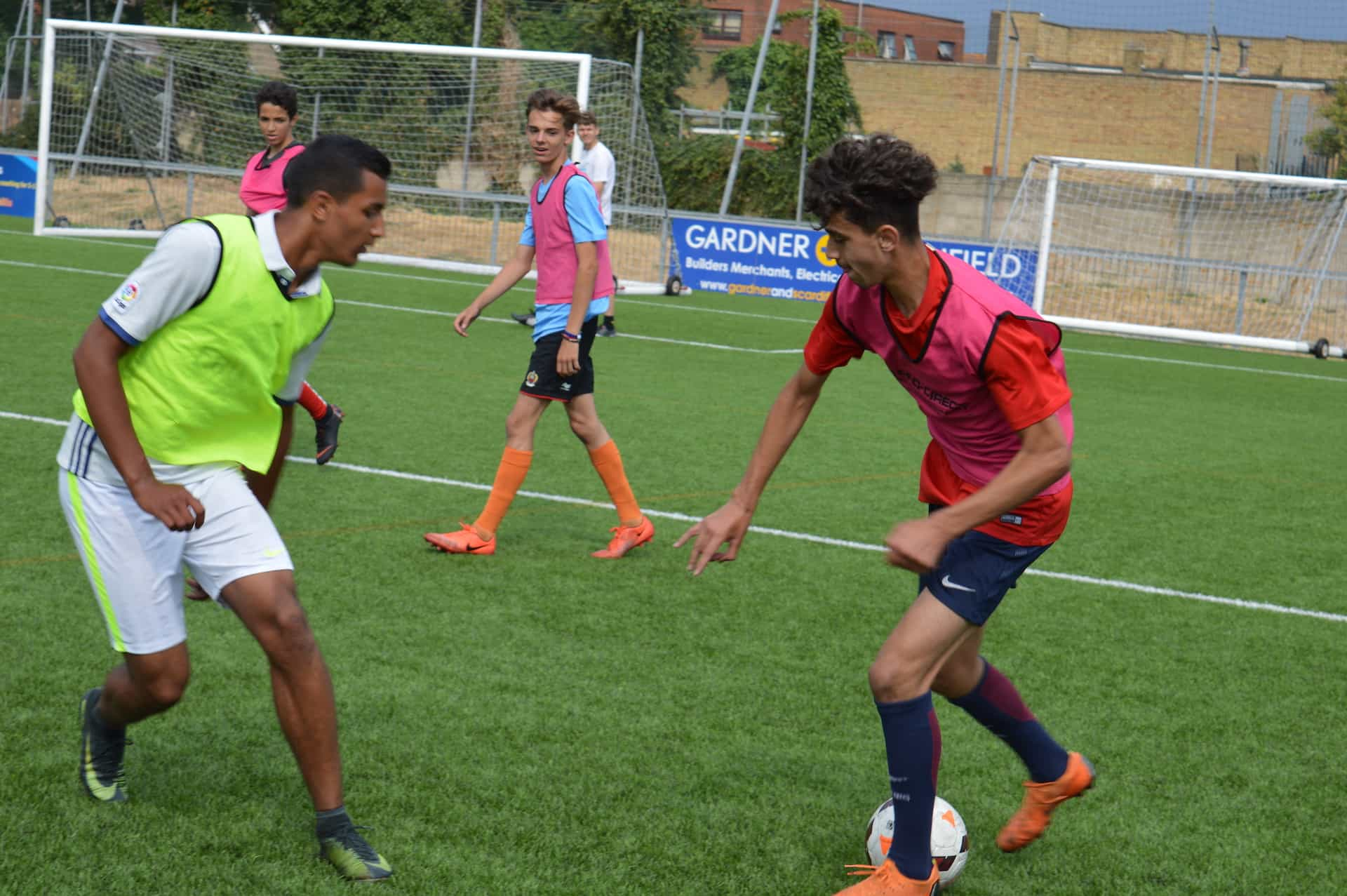 brighton football academy