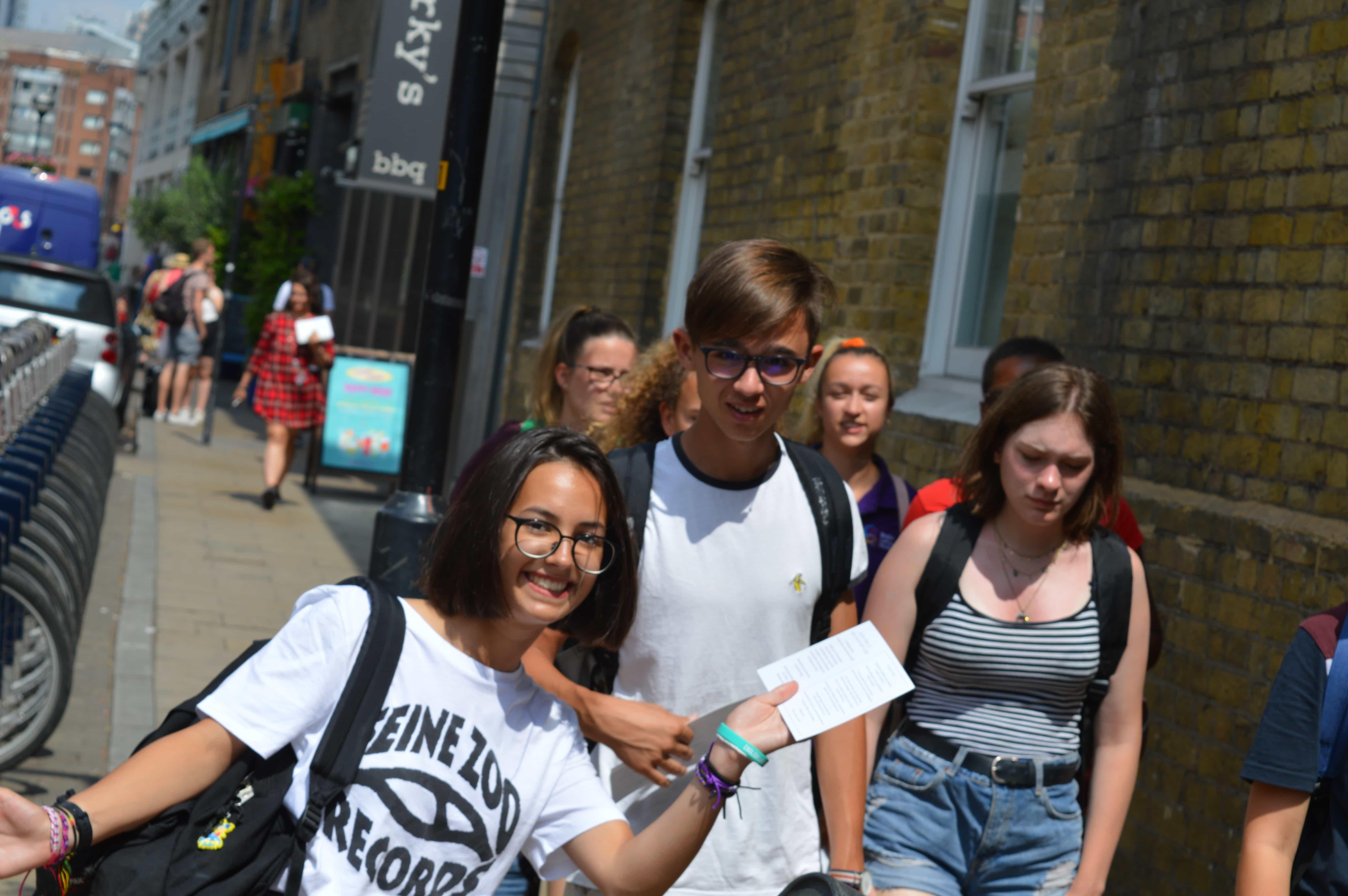 Enjoy English summer school in the UK