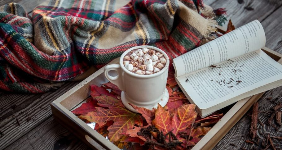 English courses in Autumn-hot-coco