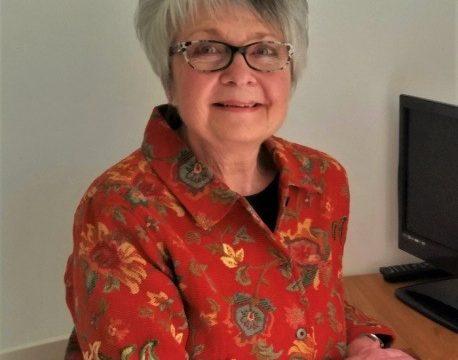 Sharon Skinner (febbraio 2017)