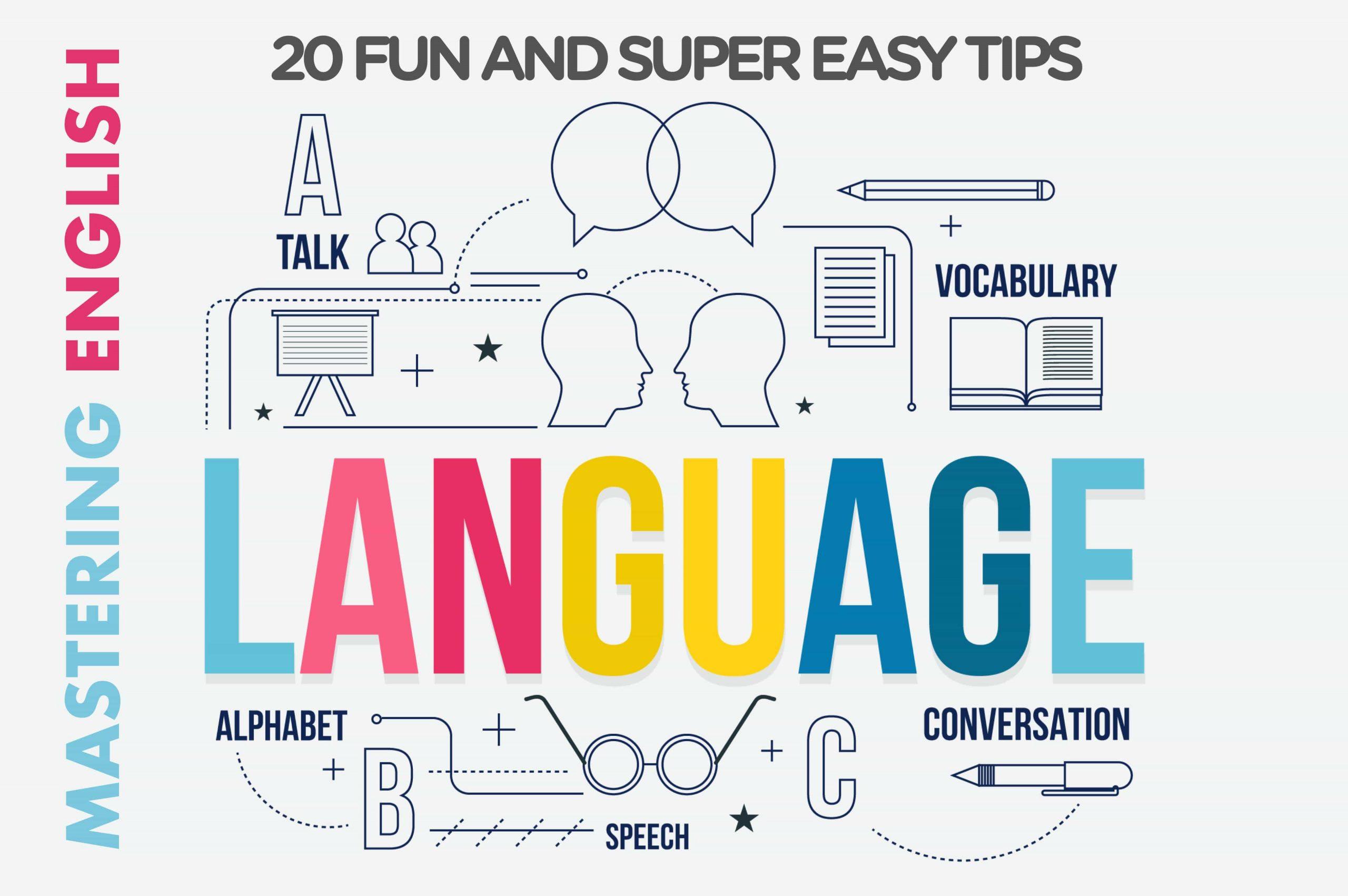 Dominar el idioma ingles