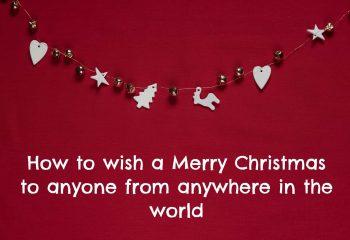 auguro buon Natale