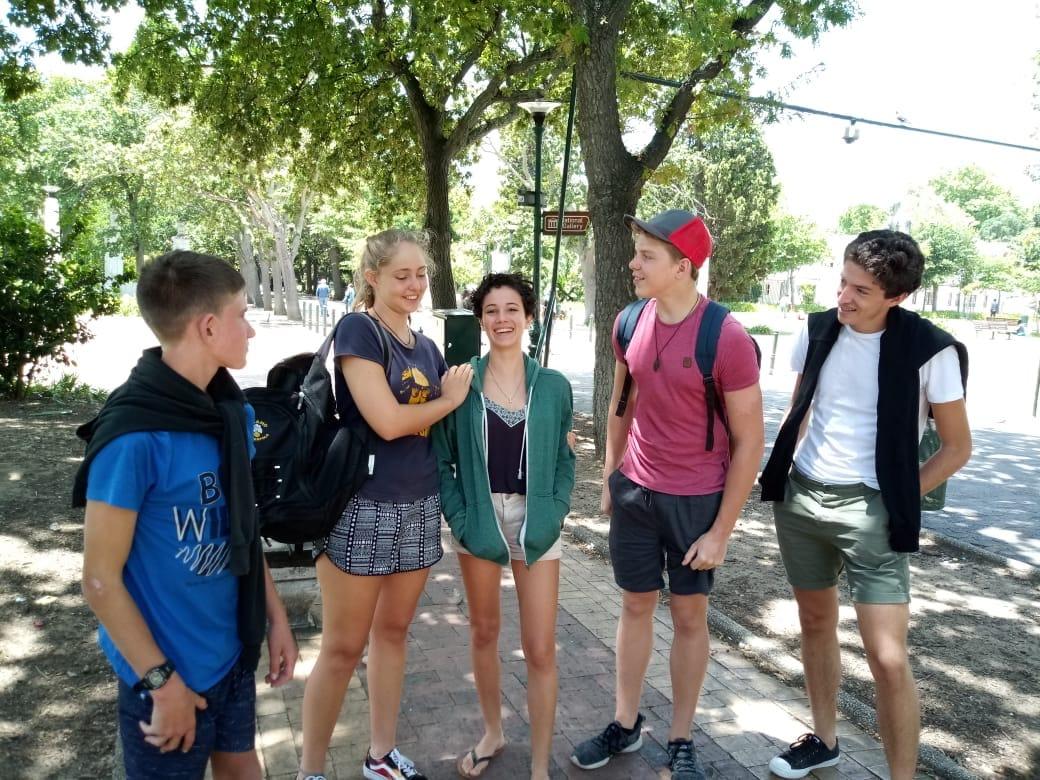 curso de idiomas en el extranjero