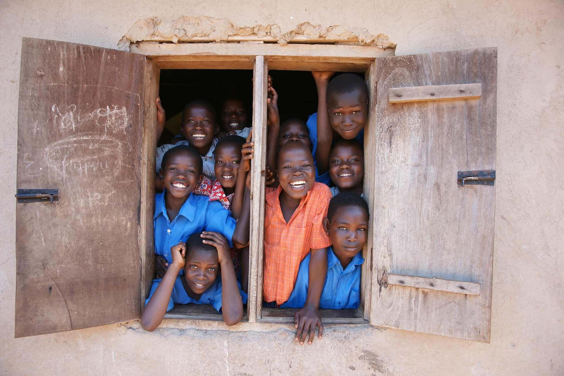 ¿Quién quiere ser voluntario en Sudáfrica?