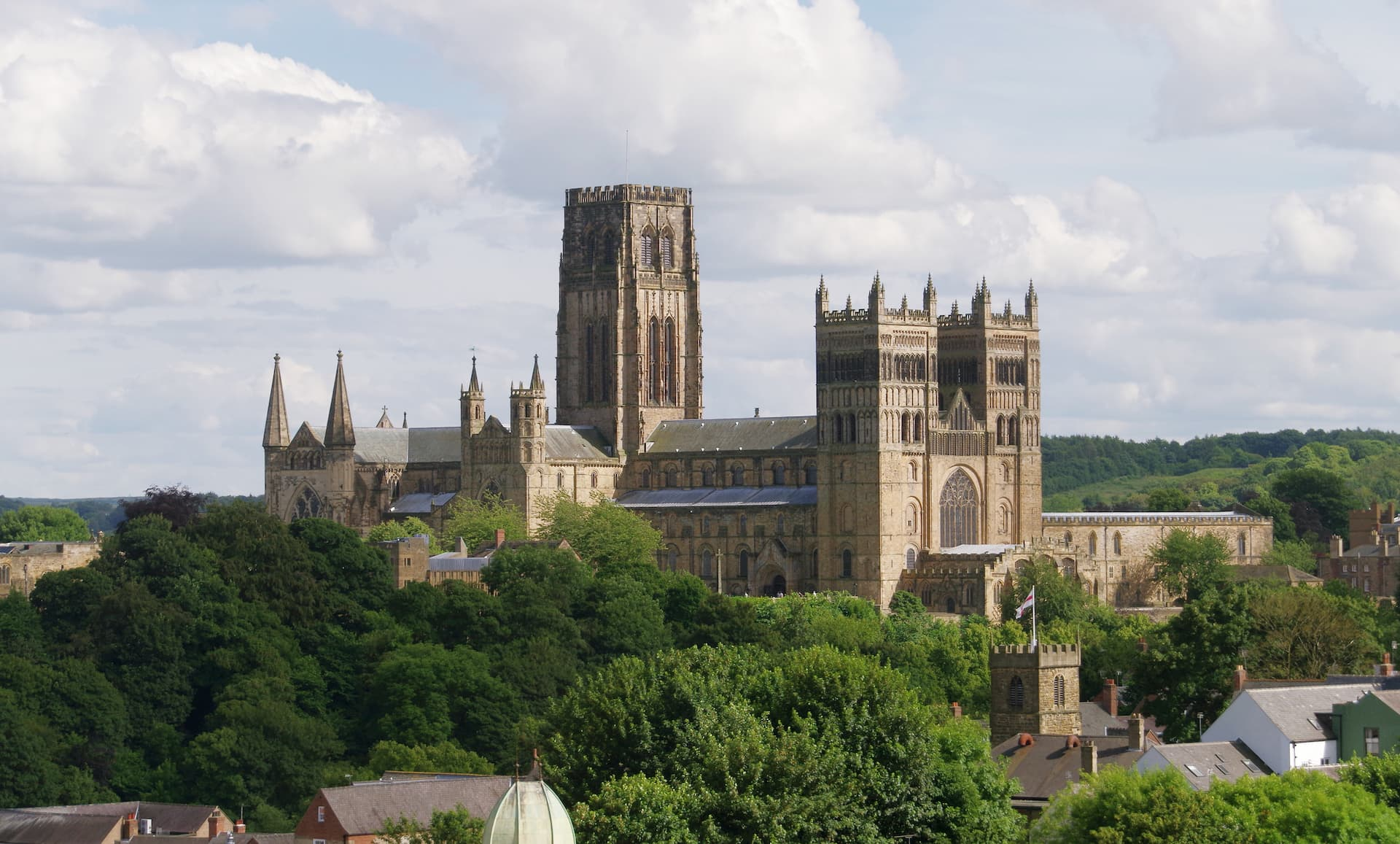 Durham Cathedral – Philosopher's Stone, the Chamber of Secrets and the Prisoner of Azkaban