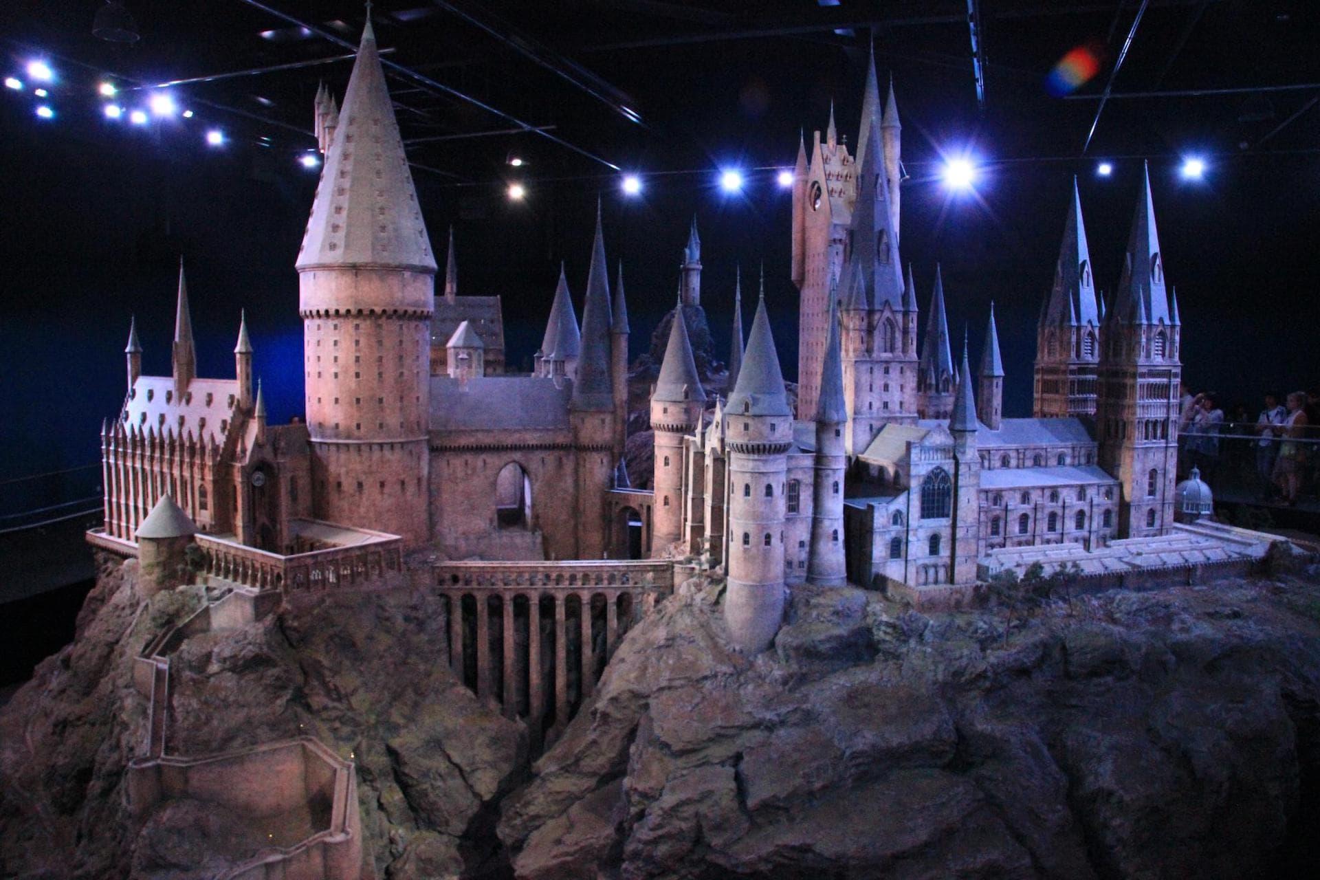 Luoghi delle riprese di Harry Potter nel Regno Unito