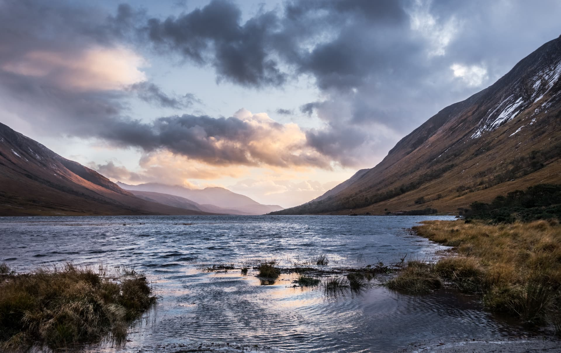 Loch Etive – Harry Potter and the Deathly Hallows Part 1